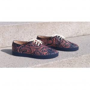 African Sneakers AGADIR