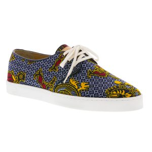 African Sneakers BRAZZAVILLE 2