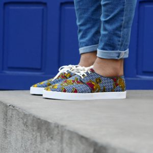 African Sneakers BRAZZAVILLE 4