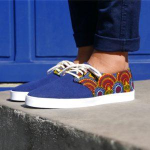 African Sneakers TIMBUKTU 5
