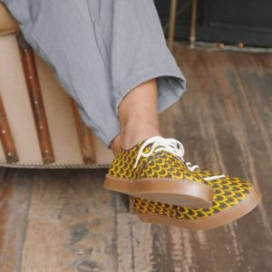 African Sneakers Kaolack 3