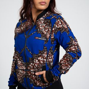Jacket with Print Lucky