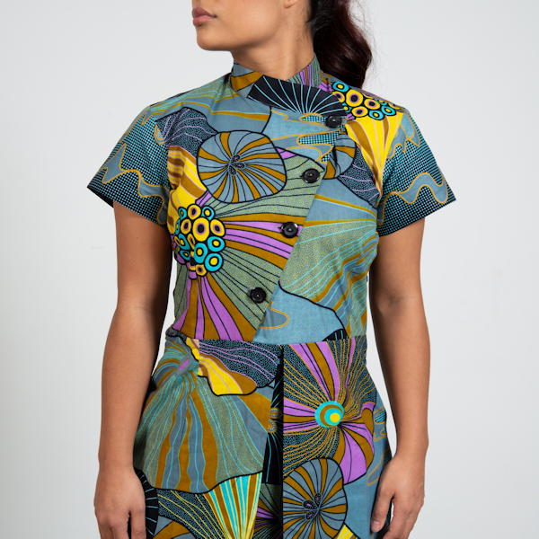 Dress with Print Gustav3