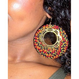 Earrings Abidjan 1
