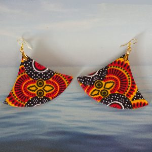 Earrings Timbuktu