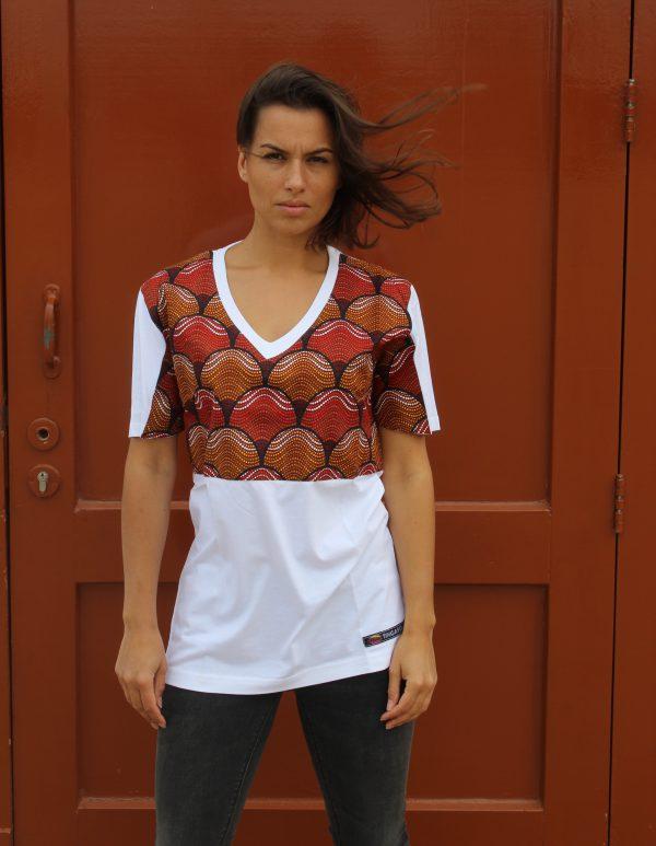 T-shirt V-Neck Jandamarra