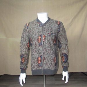 Jacket with Print Ashanti