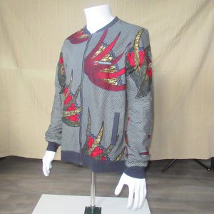 Jacket with Print Masamba 1