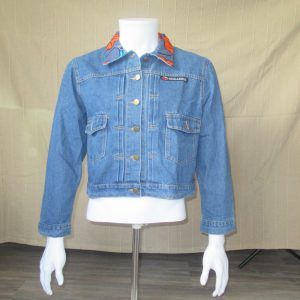 Denim Jacket Blue Bissap