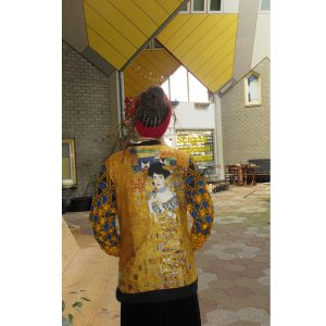 Jacket with Print Abb1