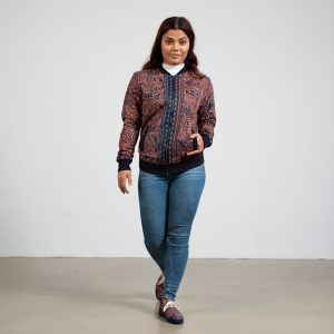 Jacket with Print Agadir