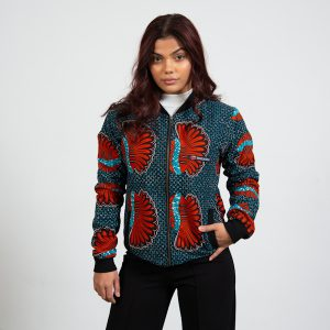 Jacket with Print Yanga