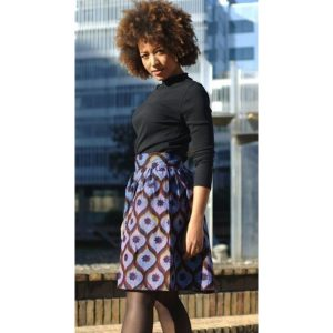 Pleated Skirt Saint Louis