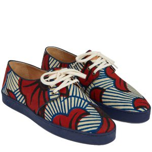 Sneakers Ouagadougou Blue 1