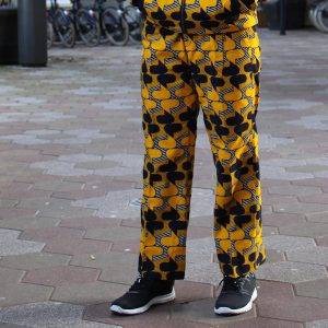 Trousers with Print Quilombo