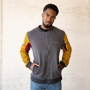 Jacket with Print Kingston 1
