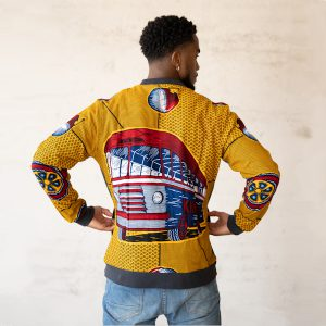 Jacket with Print Kingston