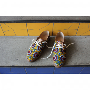 African Sneakers PORTO NOVO 1